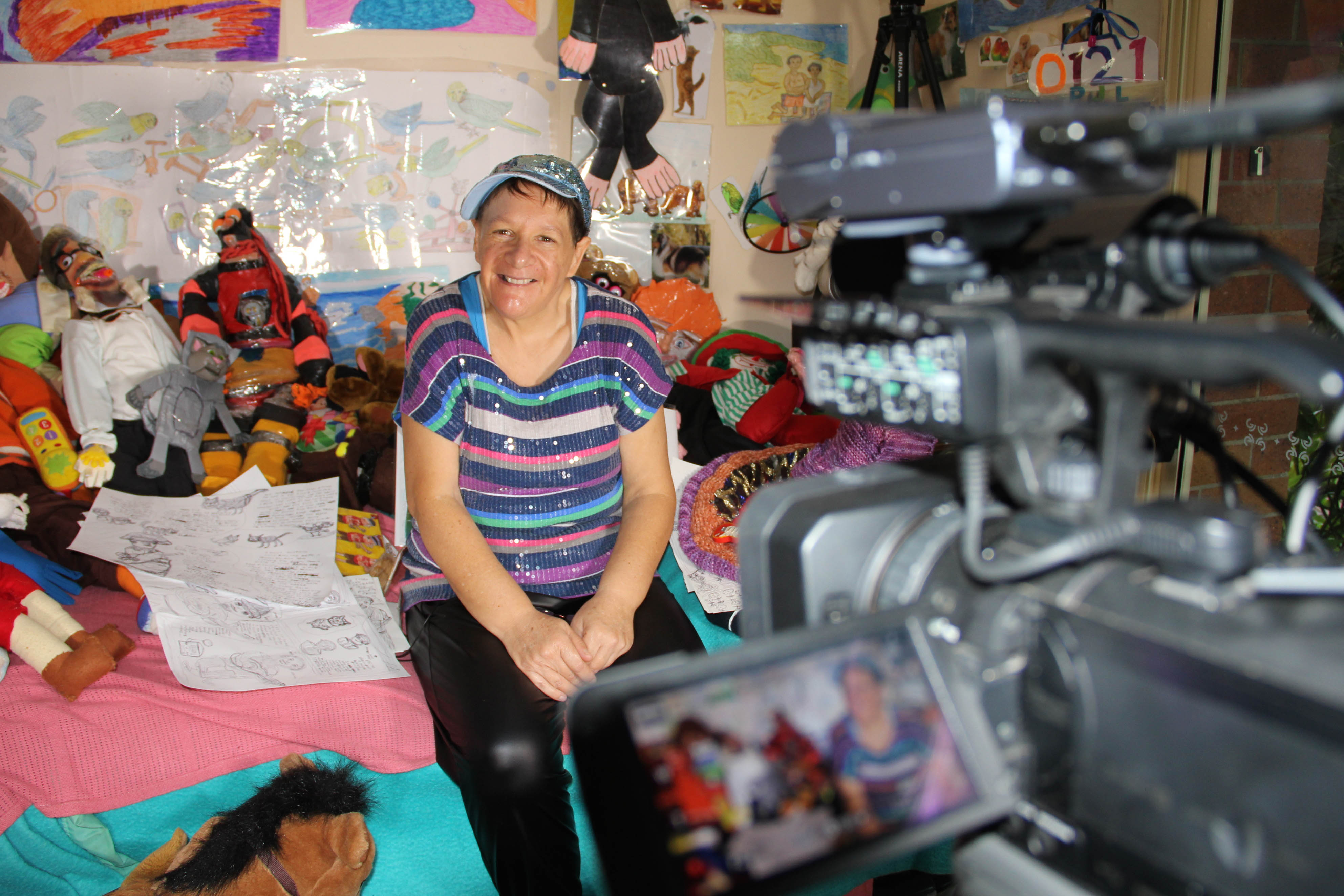 Createability: short films showcasing Northern Rivers artists with disability, News