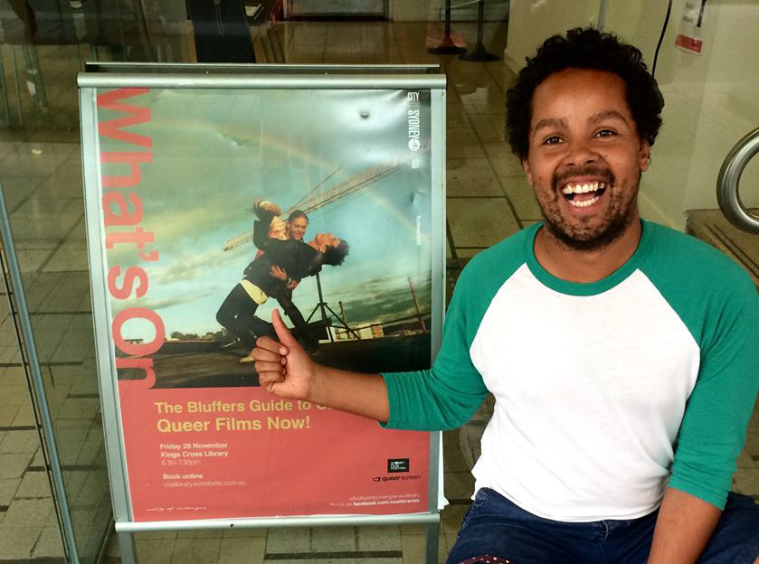 In conversation with Queer Film Festival's Paul Struthers, News