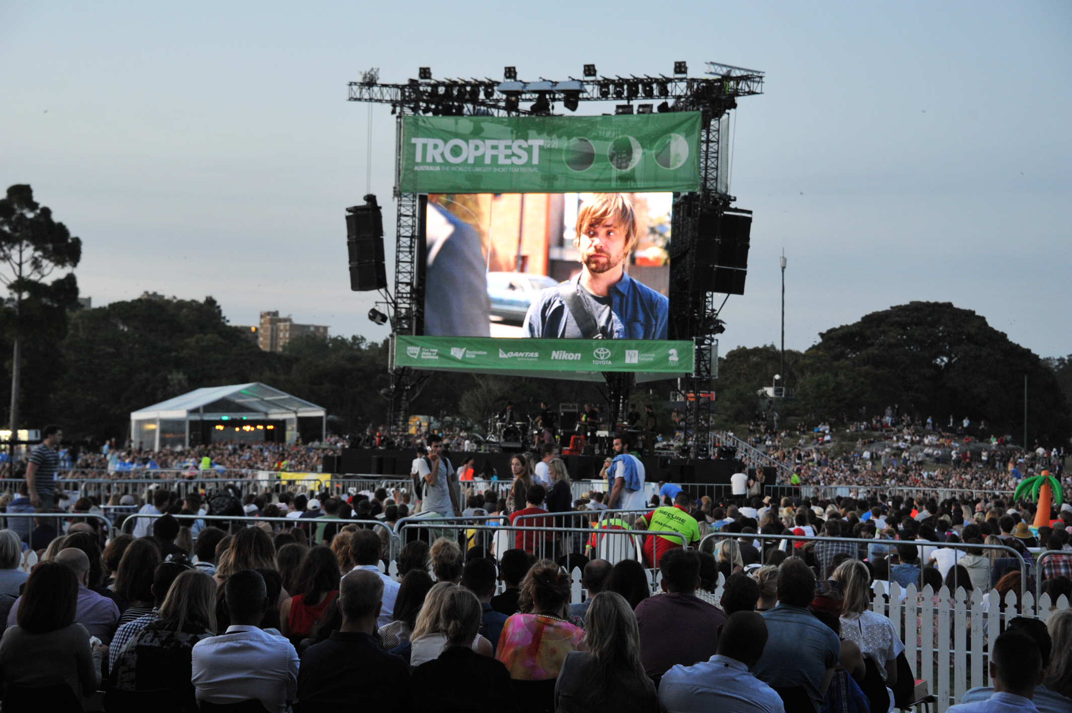 Tropfest tips on how to make a festival winning short , News