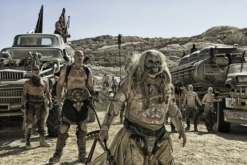 Mad Max wins 6 Academy Awards