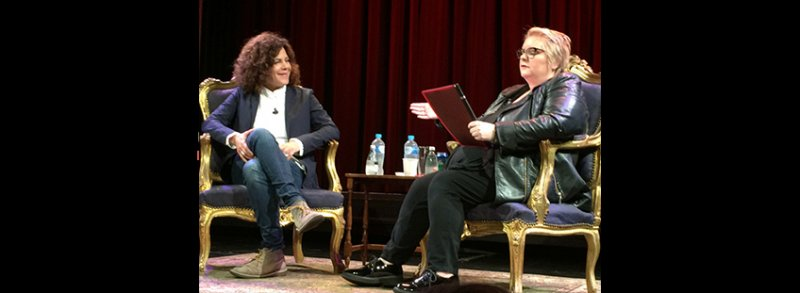 Watch: Screen NSW presents Magda Szubanski in conversation with Rose Troche