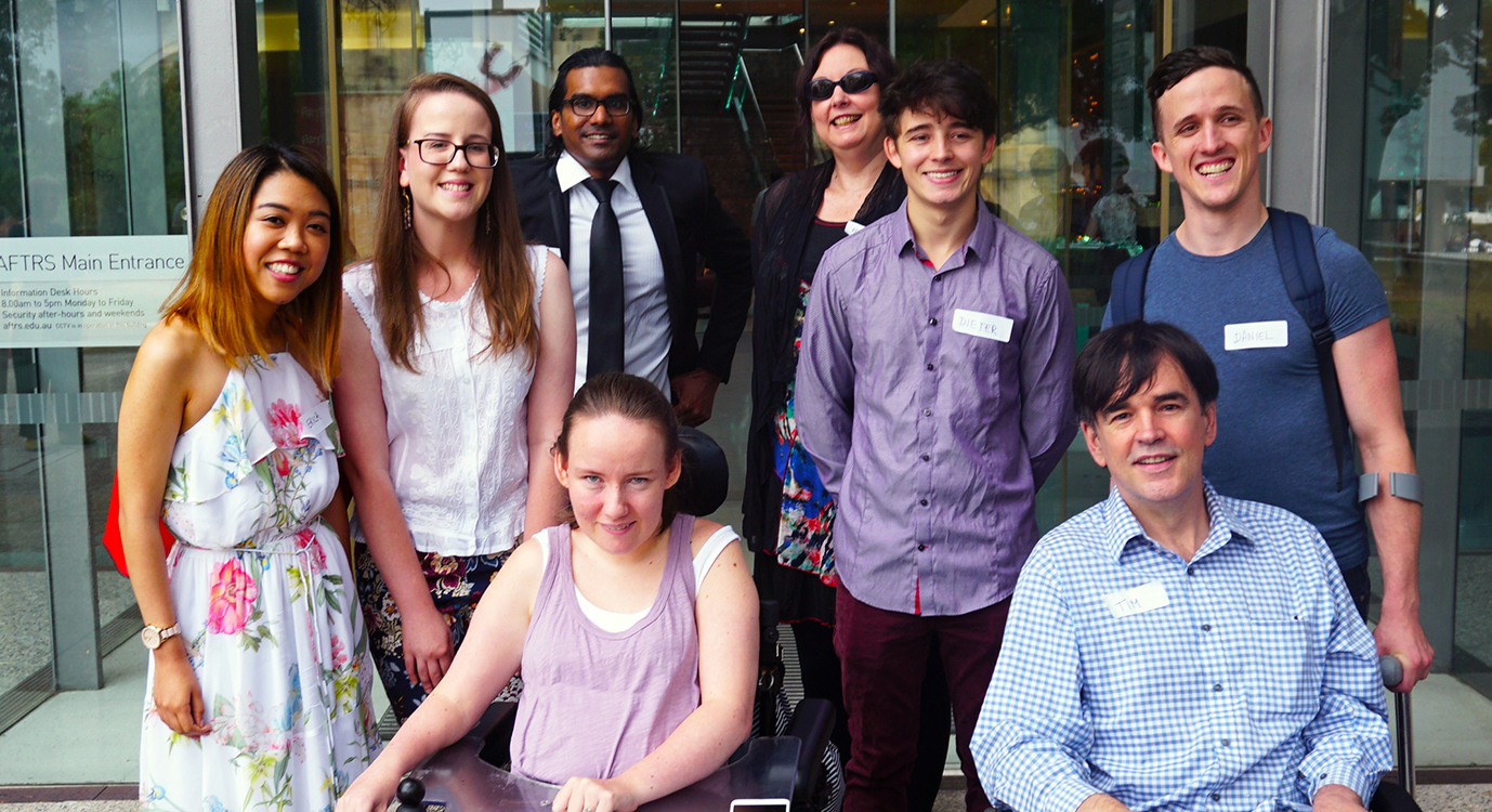 Screenability NSW: Australia's screen industry welcomes interns, News