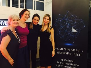 Women in AR/VR Event Celebrating International Women's Day at AIT