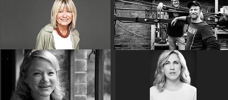 The Horror Genre - Getting Your Film Made. Hosted by Margaret Pomeranz, News