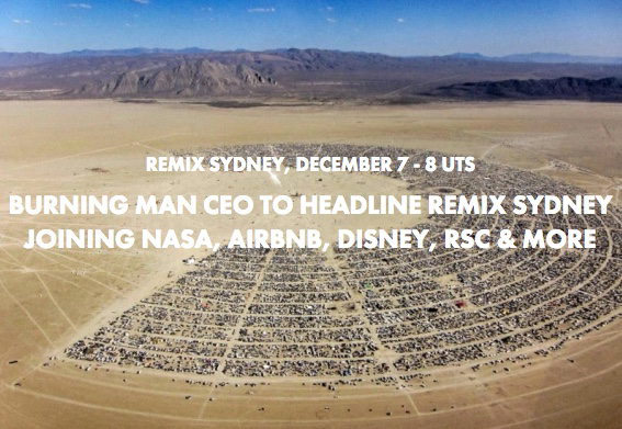 REMIX Sydney Summit 2017 - Culture, Technology & Entrepreneurship, News