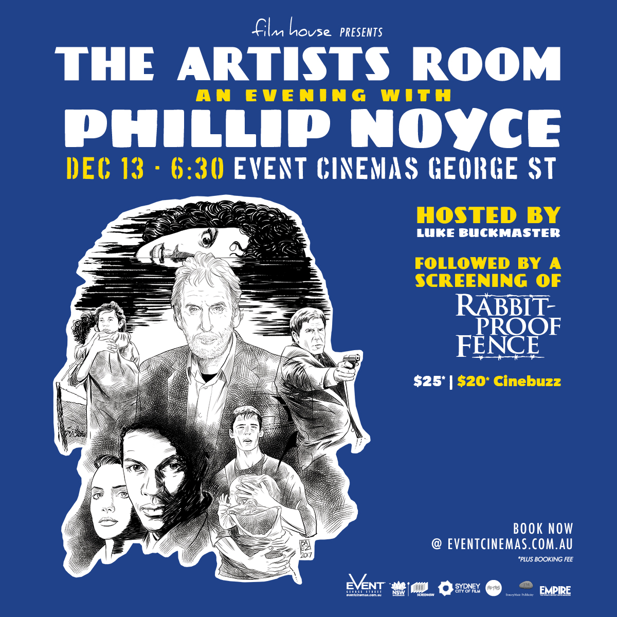 The Artists Room - Phillip Noyce, News