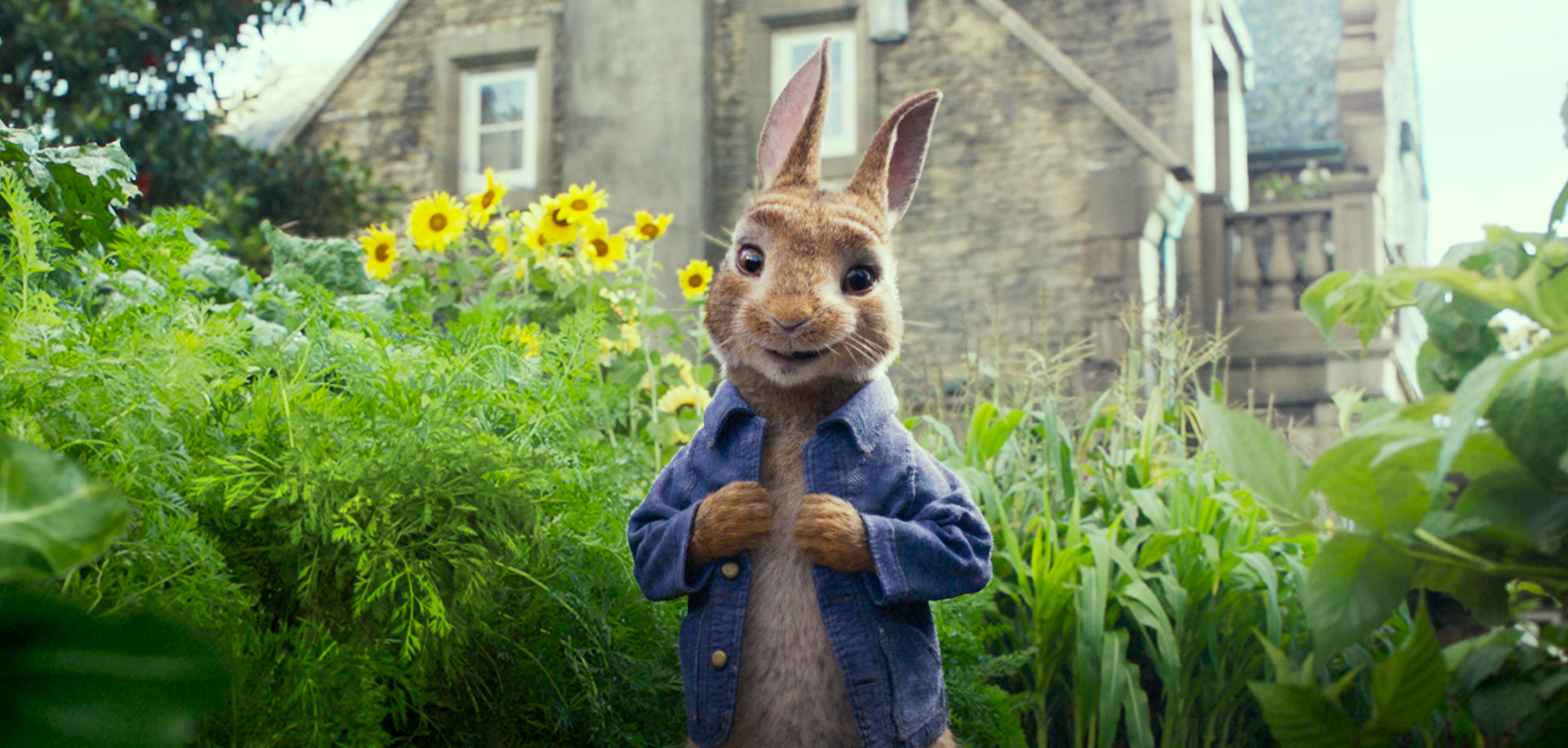 Peter Rabbit: Turning Sydney's summery Centennial Park into Beatrix Potter's frosty England is all part of the day job for Animal Logic's VP of Development & Production, Felicity Staunton, News
