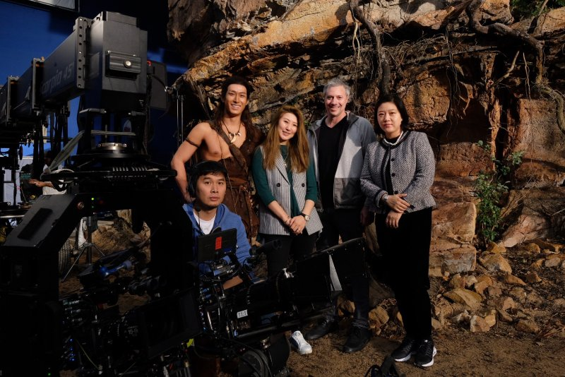 NSW LURES THE LARGEST EVER CHINESE/AUSTRALIAN FILM