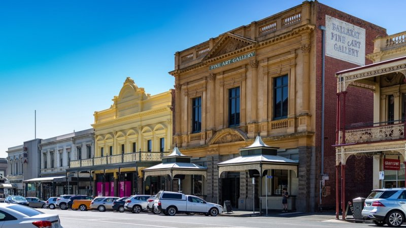 Ballarat named UNESCO Creative Cities