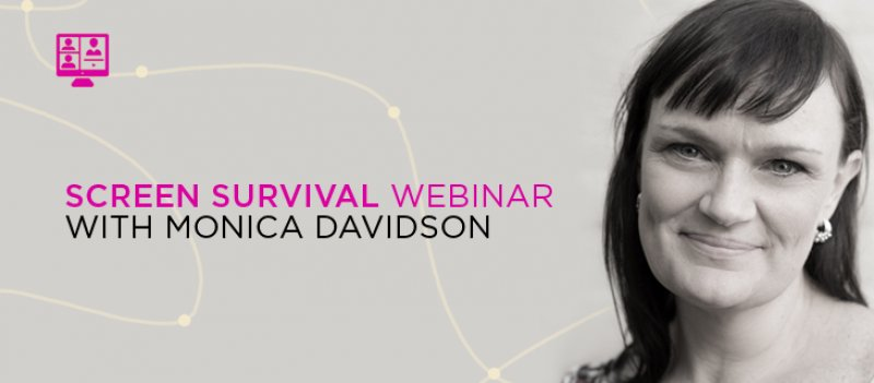 Screen Survivor - recorded webinar available to view now