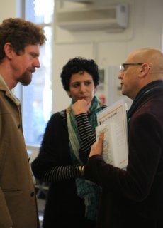 Workshops for emerging screenwriters in western Sydney