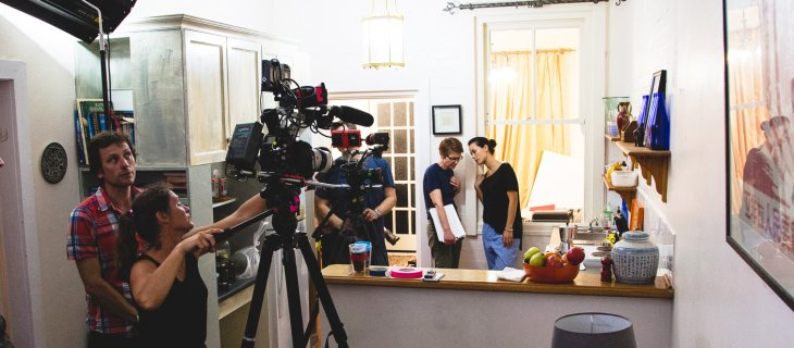 NSW centre stage with new film, online and TV productions