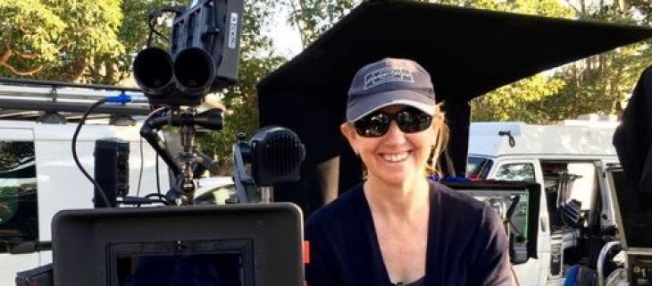 Interview with Anna Howard: Where are the female cinematographers?