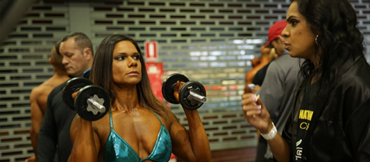 Interview with Michaela Perske: Destination Arnold