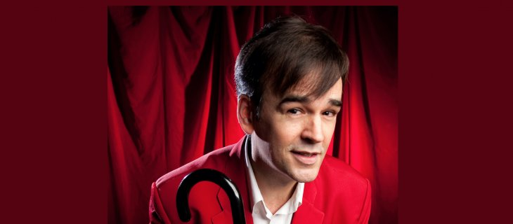 Interview with Tim Ferguson: Breaking barriers for people living with a disability in the screen industry