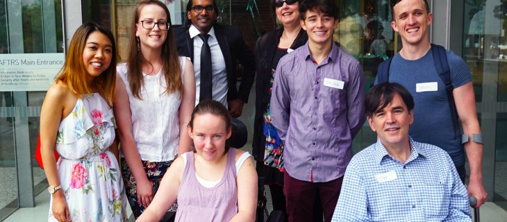 Screenability NSW: Australia's screen industry welcomes interns