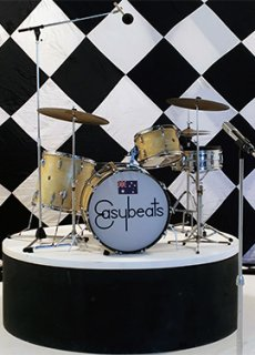 Production underway for rock'n'roll mini-series The Easybeats.