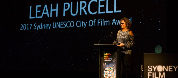Leah Purcell awarded the 2017 Sydney UNESCO City of Film Award