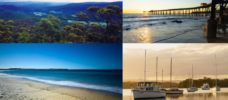 Lake Macquarie: an unspoiled coastal setting perfect for your next film production