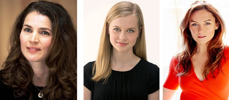 Julia Ormond, Angourie Rice and Rachael Taylor announced in Bruce Beresford's Ladies in Black