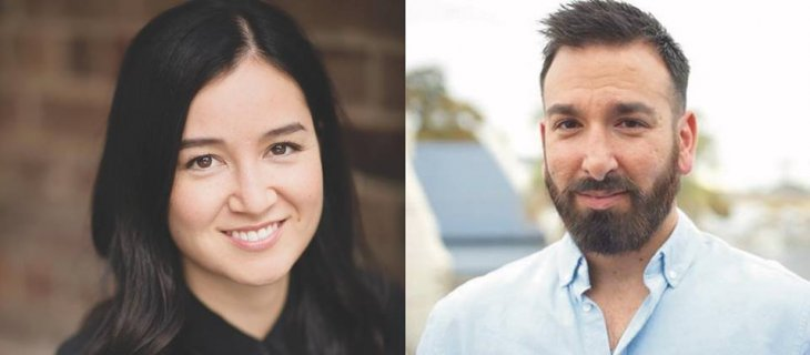 Niki Aken and Charles Billeh chosen to complete paid Create NSW Emerging Producer Placements