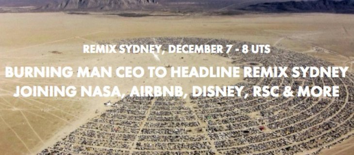 REMIX Sydney Summit 2017 - Culture, Technology & Entrepreneurship