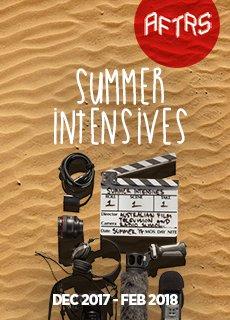 AFTRS Summer Intensives