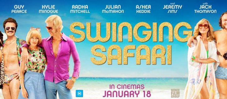 Win a Double Pass to Swinging Safari