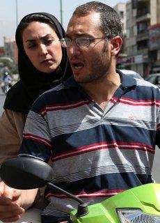 Saeed Sourati talks about filming in Iran