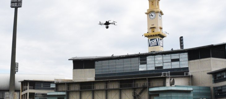 Flying High: Screen NSW runs Unmanned Aerial Vehicle Workshop