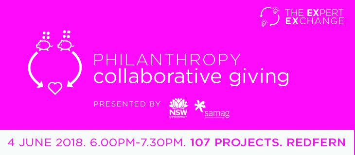 The Expert Exchange: Collaborative giving