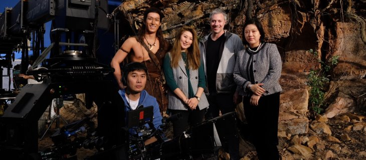 NSW Lures the largest ever Chinese/Australia Film to Sydney