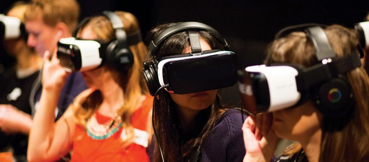 Deadline extended: 360 Vision Virtual Reality Development Initiative