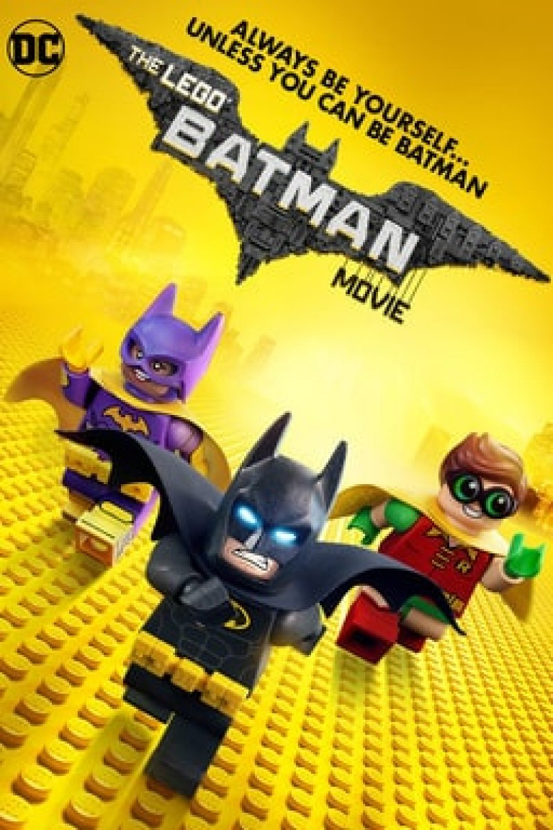 The LEGO® Batman Movie overview 1