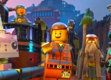 The Lego® Movie <br >2014