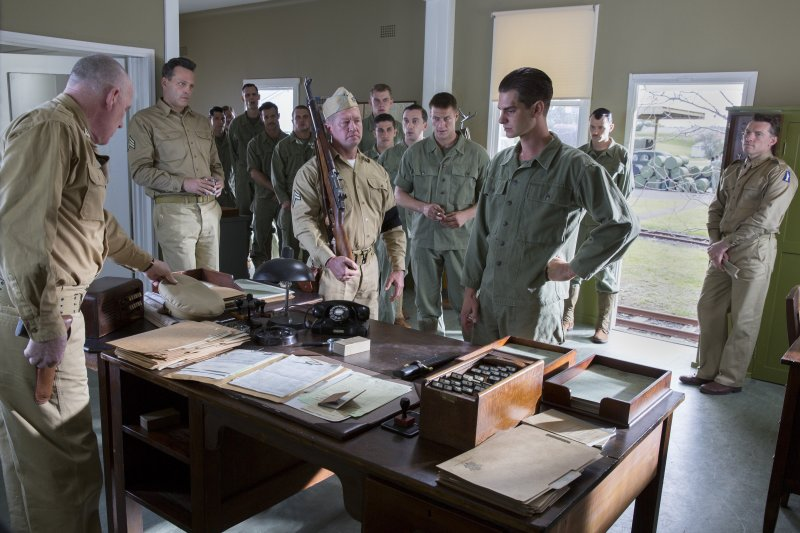 Hacksaw Ridge overview 1