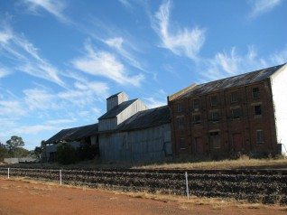 Flour Mill - West Wyalong
