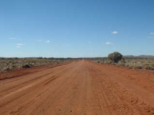 Nine Mile Road, Broken Hill 2012