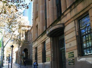 Sydney CBD - Macquarie Street