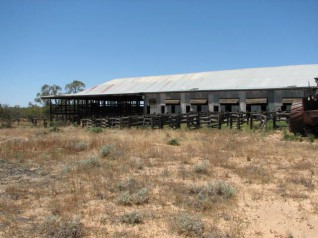 Kinchega Wool Shed