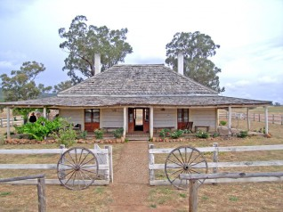 Oxley Downs Homestead