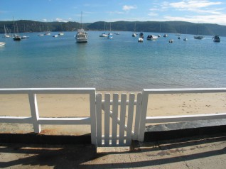 Barrenjoey Beach, Palm Beach