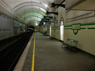 St James Station